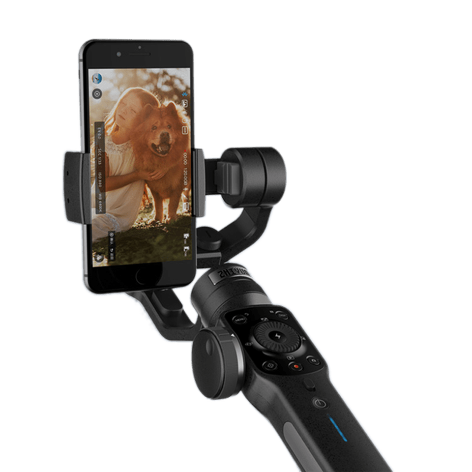 Zhiyun Smooth 4 iPhone gimbal